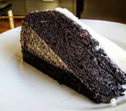 "Chocolate Stout Cake,"" from Make It Like a Man!"