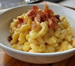 """Bacon Mac, from Make It Like a Man!"