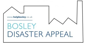 Bosley Disaster Appeal Now a Charity
