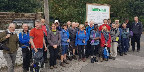 Bollington Walking Festival 2