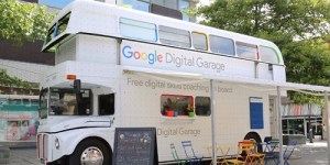 Google Bus Comes to Macclesfield