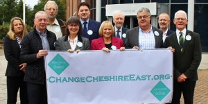 Independent Councillors petition to Change Cheshire East
