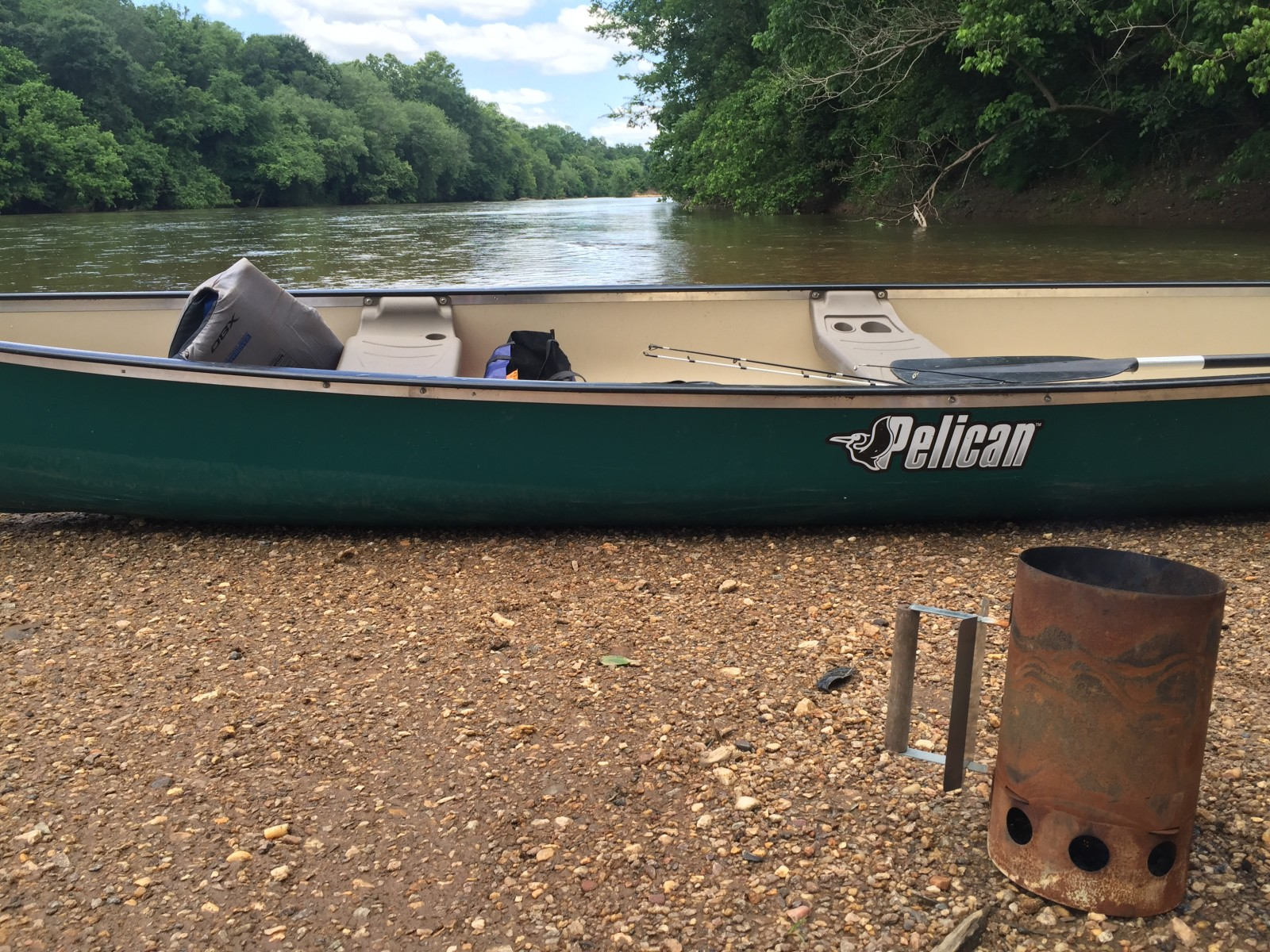 Girl Meets Outdoors: The Ocmulgee River