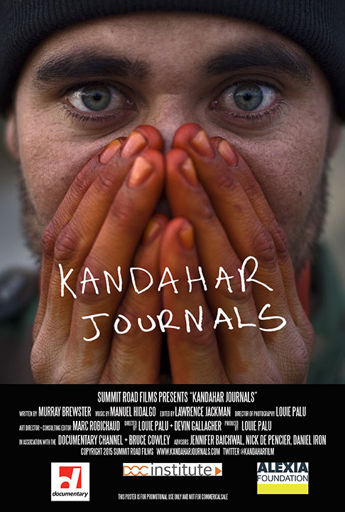 Kandahar Journals – Louie Palu & Macon Film Festival