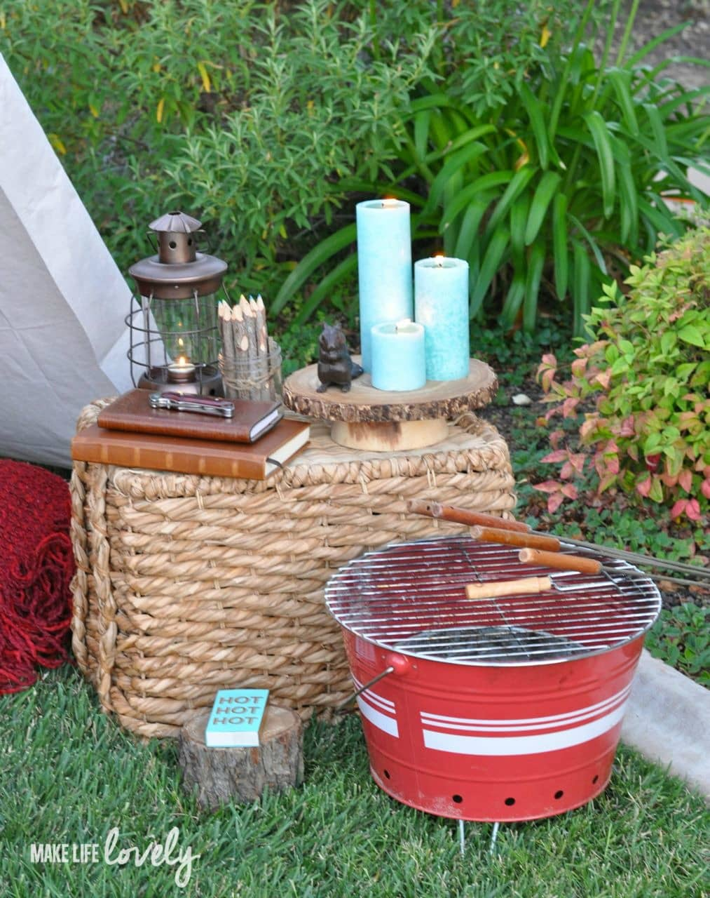 Glamping Tools And Tips