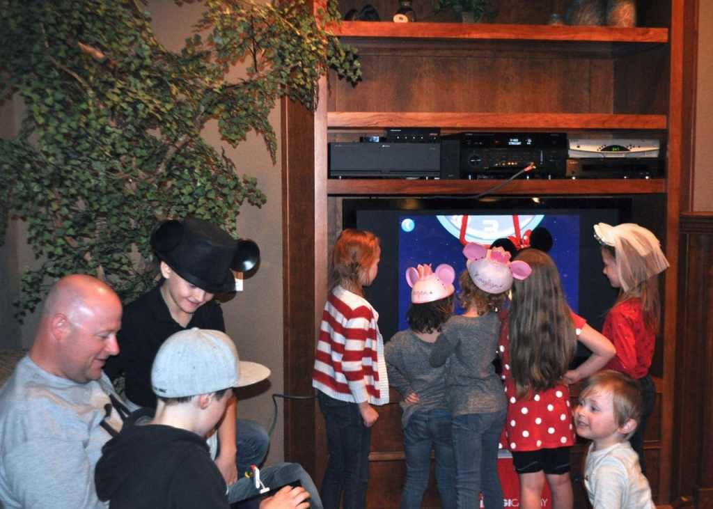 Disney Imagicademy Party 6