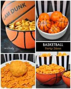 Creative Basketball Party Ideas