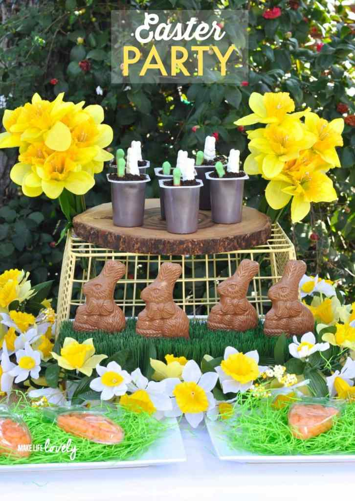 Spring Easter Party