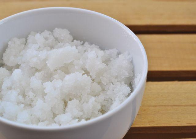 Peppermint Sugar Scrub Recipe