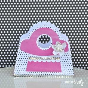 DIY Girly Purse Bag