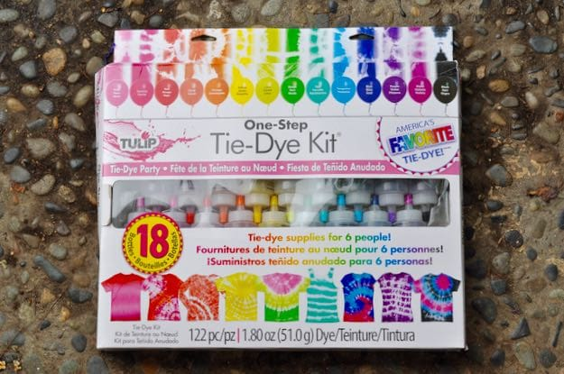 Tulip One Step Tie Die Kit