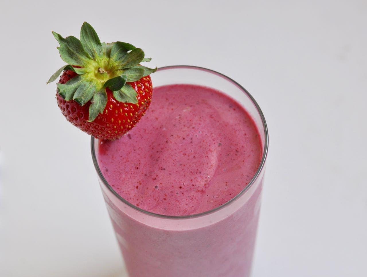 Berry Smoothie Recipe