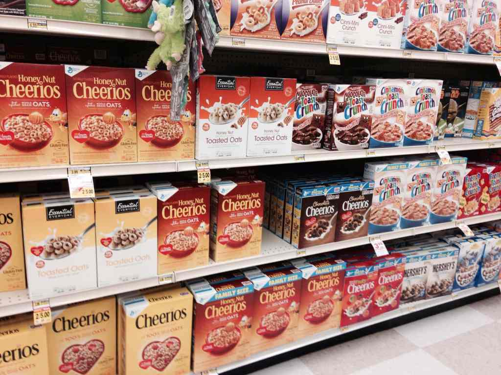 Stock Up Sale at Albertsons