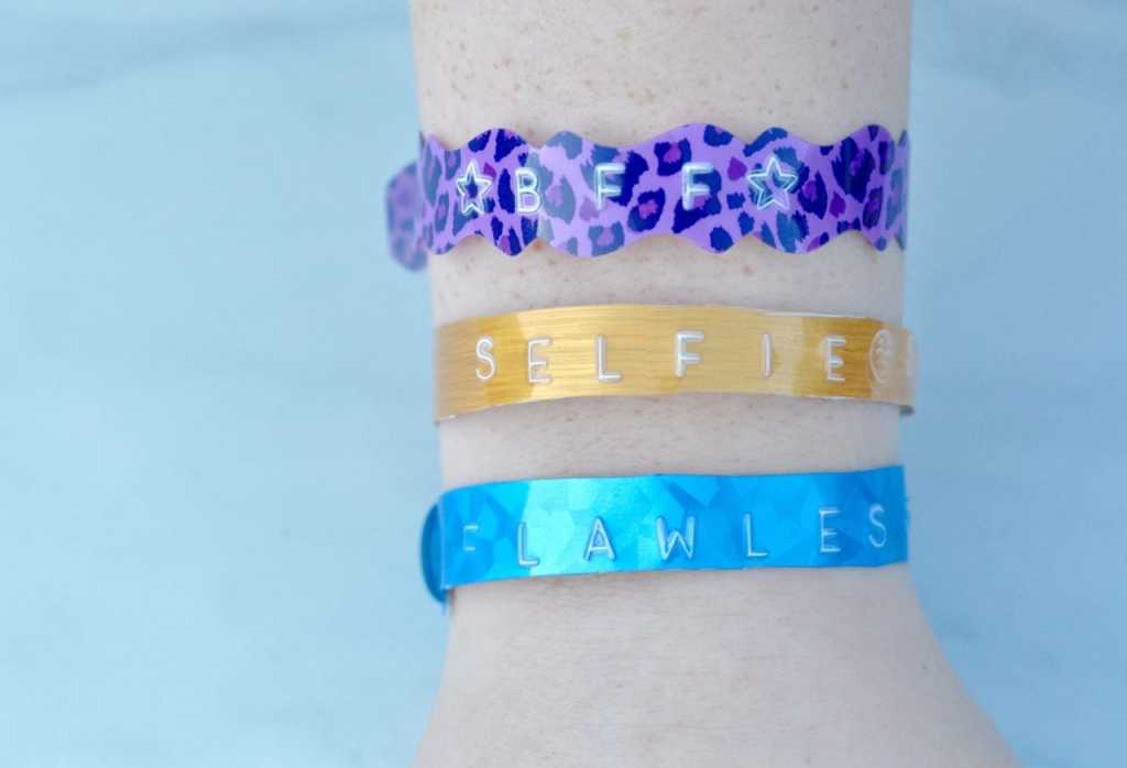 DIY bracelets for tweens and teens