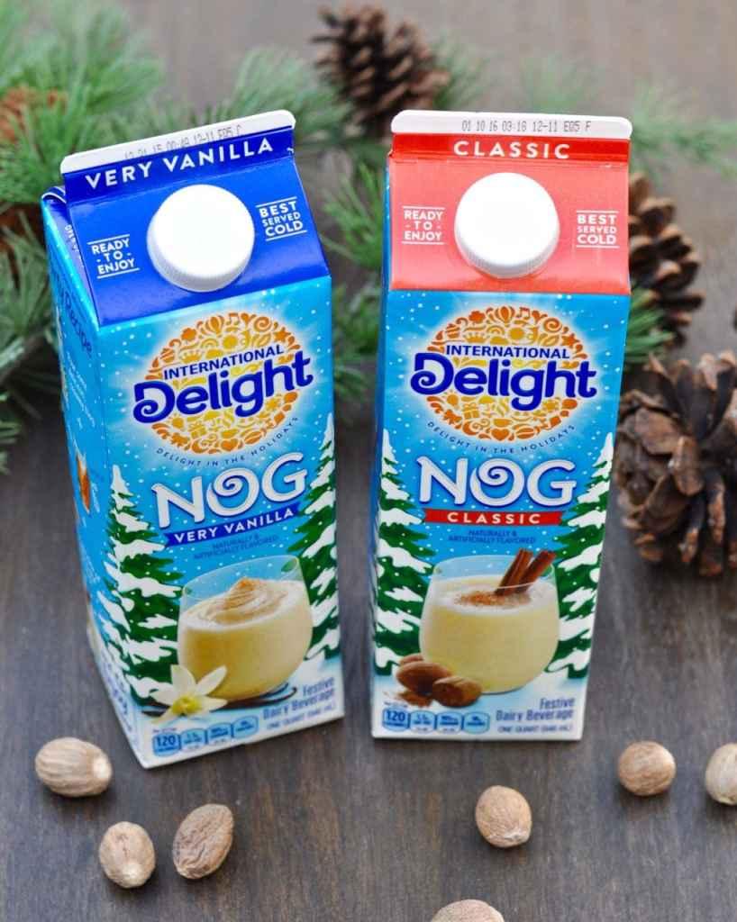 International Delight Nog