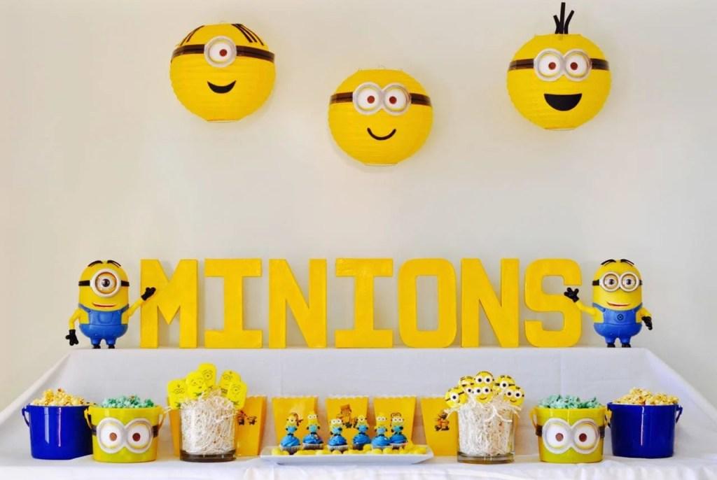 Minions Party Ideas