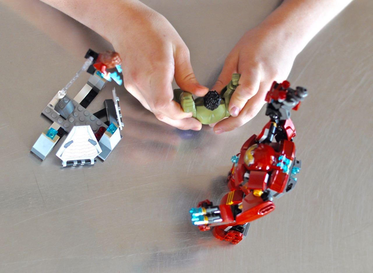 DIY LEGO Table for Kids - Make Life Lovely