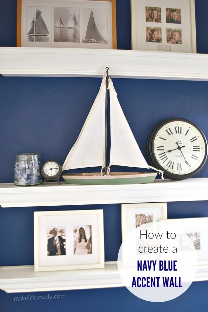 how to make navy blue