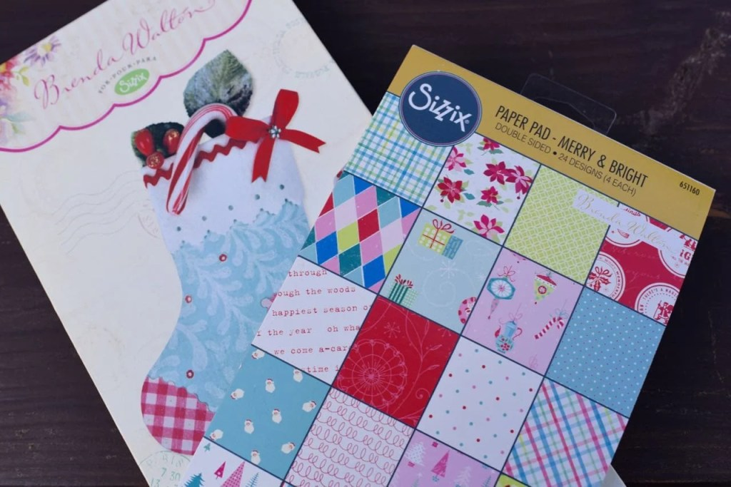 Sizzix stocking die