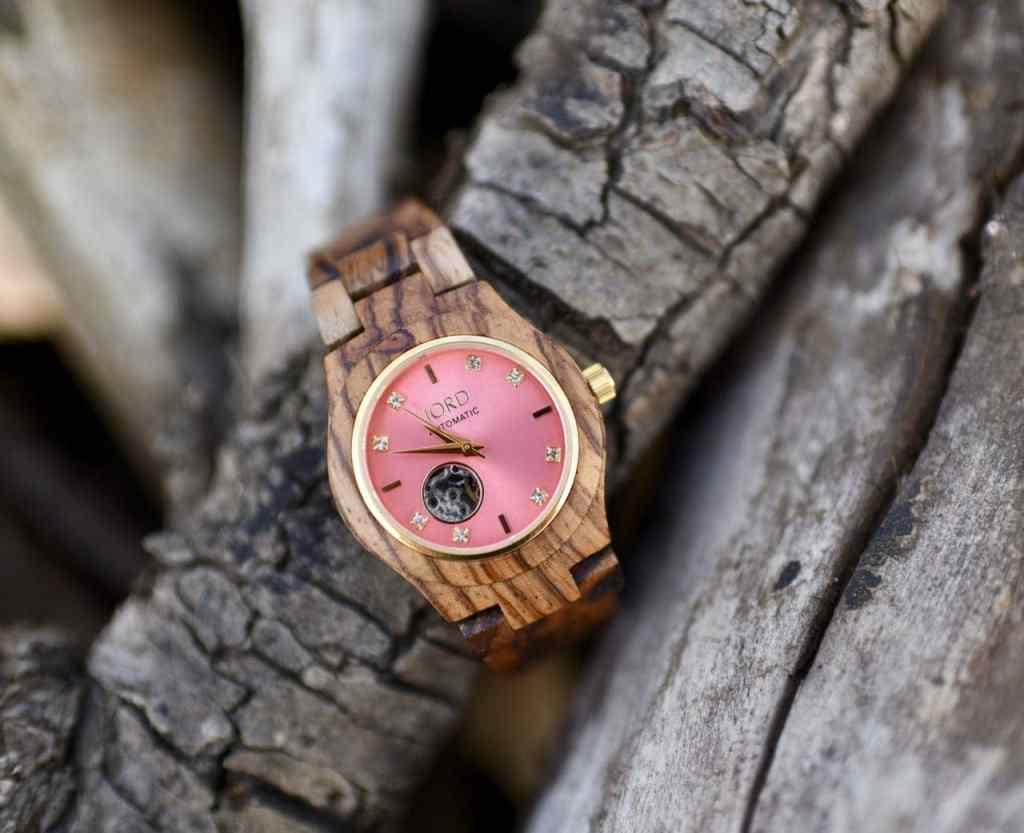 Jord wood watch Christmas gift idea