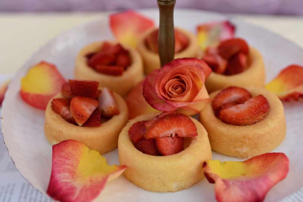 Beauty and the Beast party tea party food