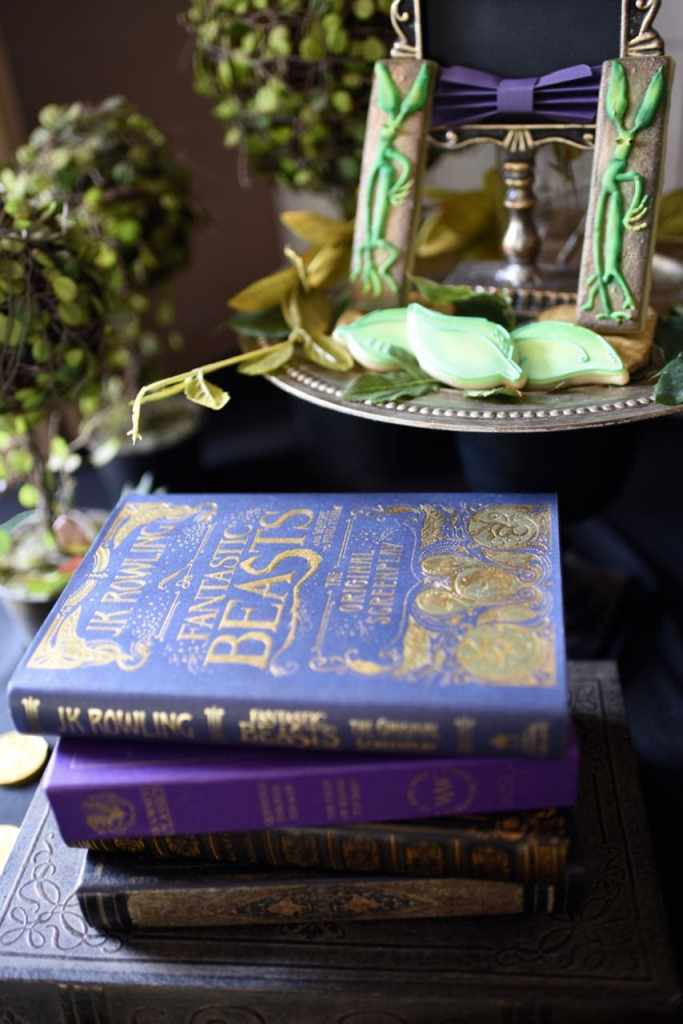Fantastic Beasts and Where to Find Them party