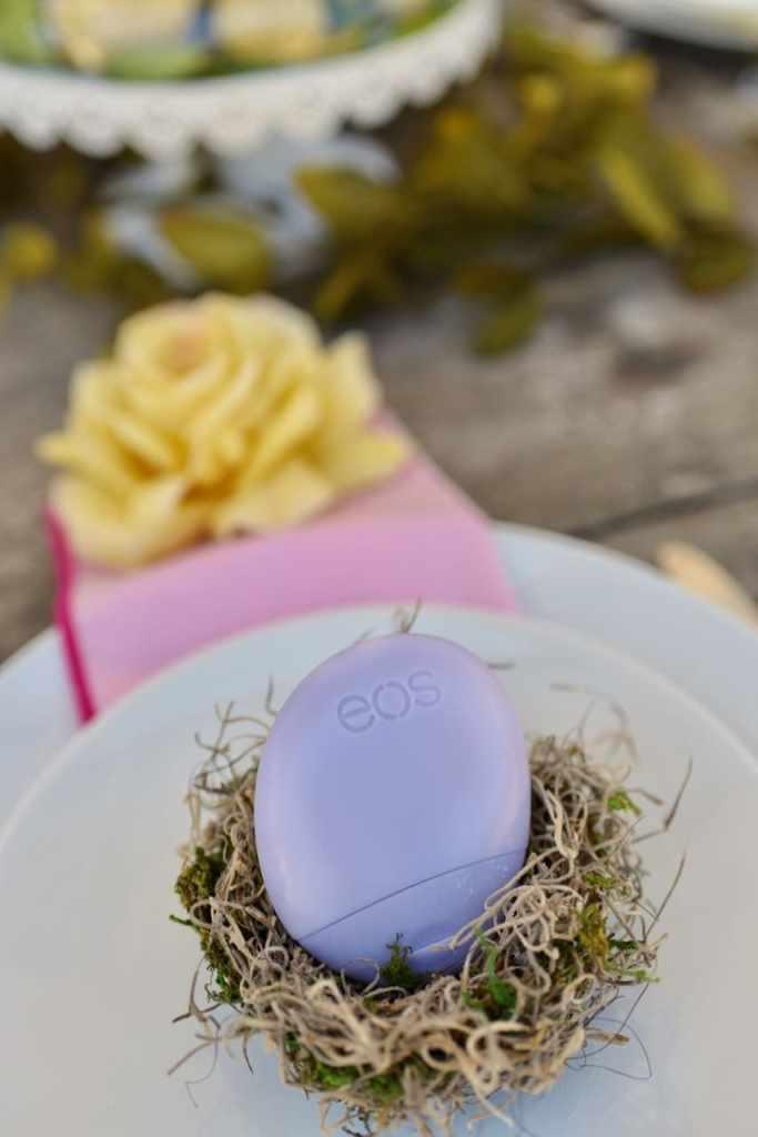 eos Easter spring egg nest tutorial