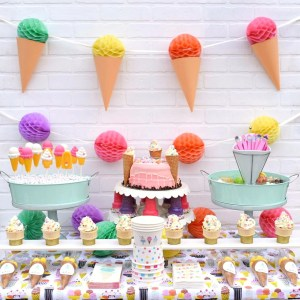 Ice Cream Party For Tweens + Cricut Explore Air Giveaway!