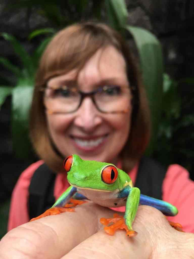 Mom in Costa Rica