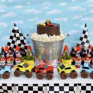 Disney Cars Party to Get You Ready for Cars 3