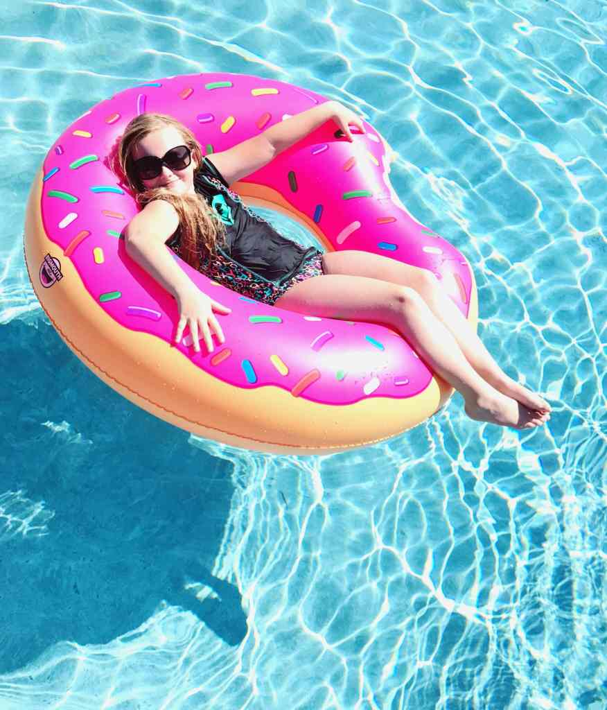 Best pool floats donut