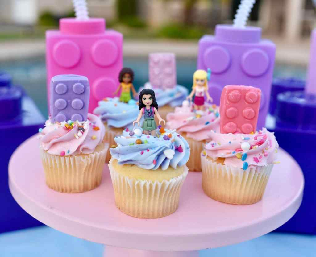 LEGO Friends party for girls