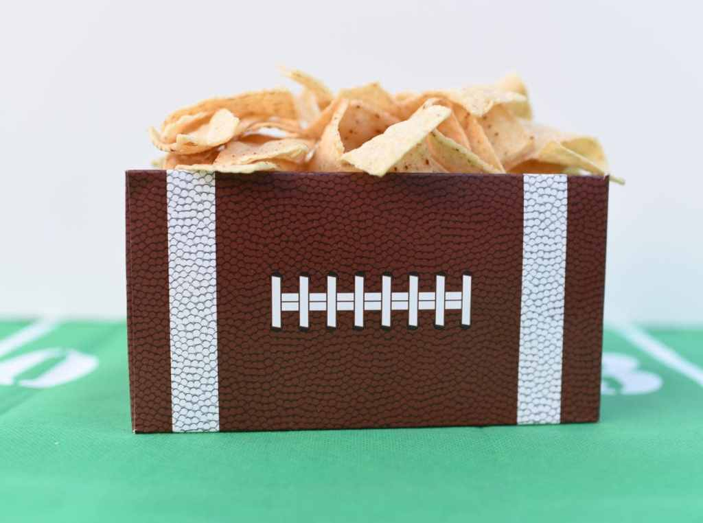 Football party supplies