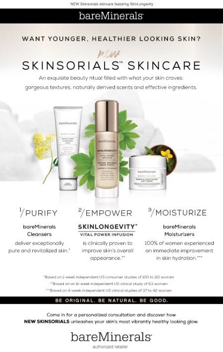 Skinsorials/Make Me Fabulous