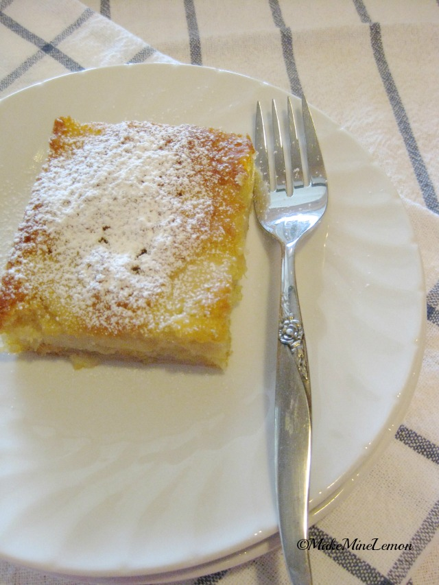 French Apple-Pear Cake