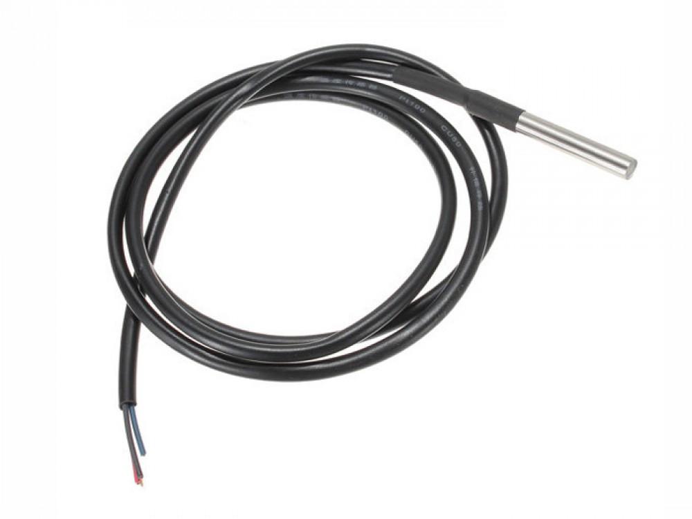 waterproof ds18b20 wiring
