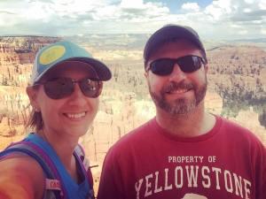 brycecanyonnationalpark selfie NPS100 FindYourPark FamilyVacation brycecanyonnpsgov nationalparkservice goparks