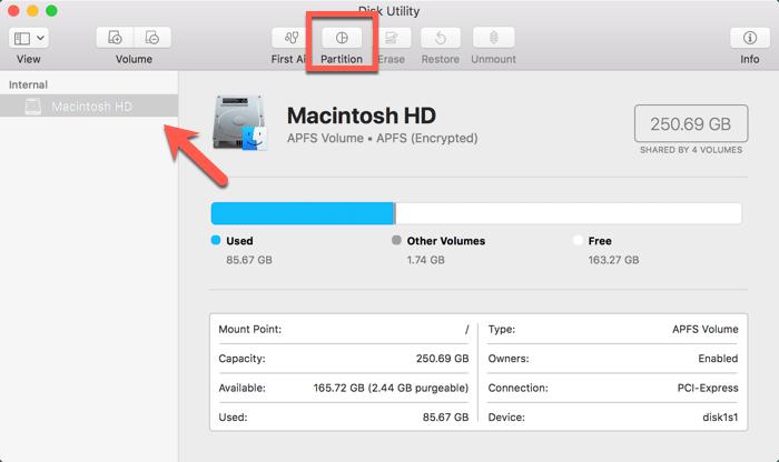 How To Install And Dual Boot Ubuntu On Mac Make Tech Easier