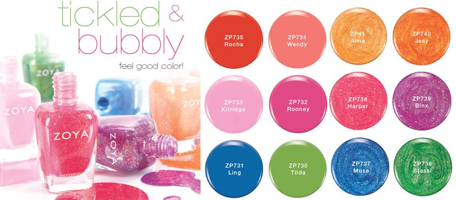 Ss 2014 Nail Polishes Dior And Zoya Makeup4all