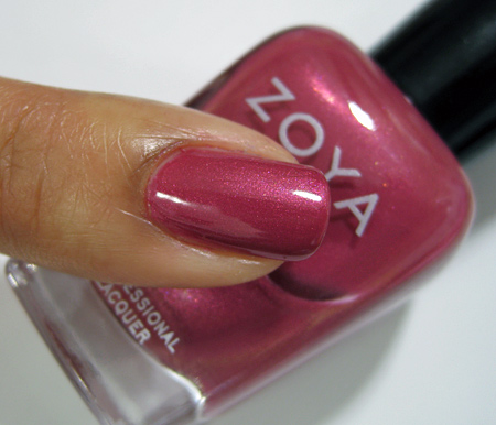 The Zoya Truth Nail Polish Collection And The Taming Of