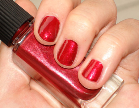 Dolce Gabbana Intense Nail Lacquers Do They Stack Up To