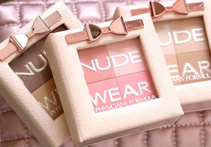 Physicians Formula Nude Wear Touch Of Glow Palette Light