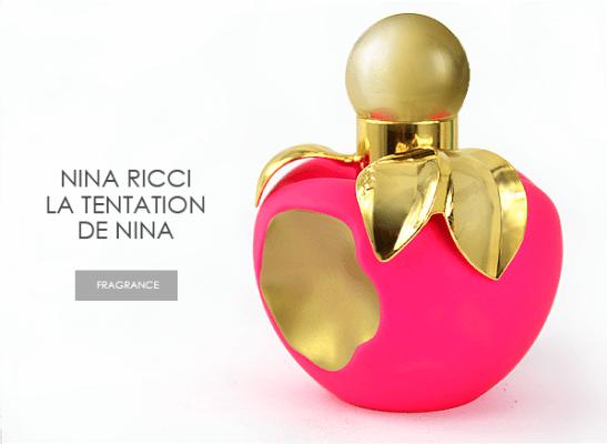 Nina Ricci La Tentation De Nina Makeup And Beauty