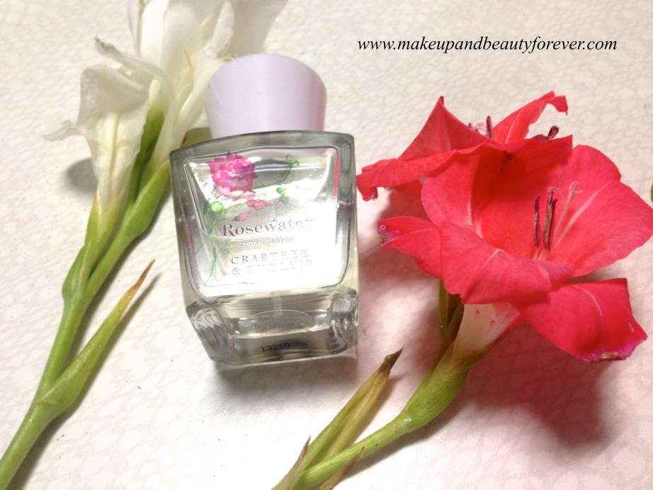 Crabtree & Evelyn Rosewater Eau de Toilette Perfume Review 9