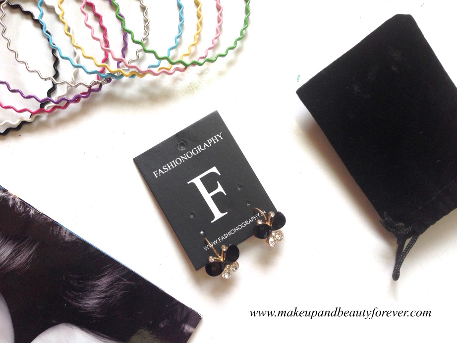 Fab Bag March 2015 products earrings