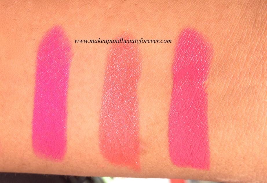 New Lakme Enrich Satin Lipstick P 163 P 164 P 165