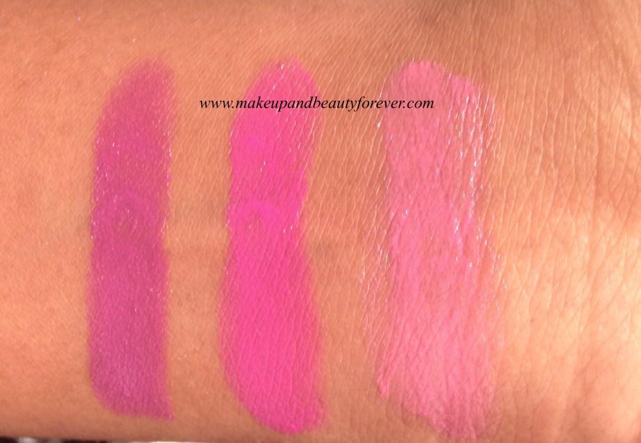 New Lakme Enrich Satin Lipstick P 170 P 171 P 172