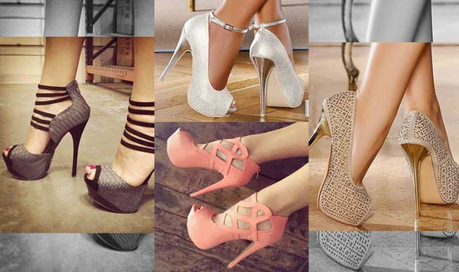 Types of heels every woman should own