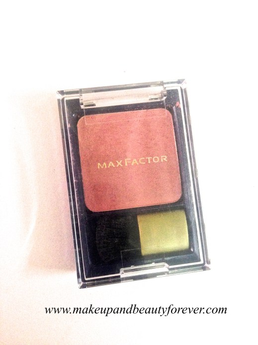 MaxFactor Flawless Perfection Blush 223 Natural Glow Review 2