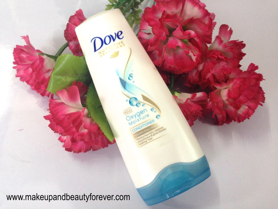 Dove Oxygen Moisture Conditioner Review MBF India